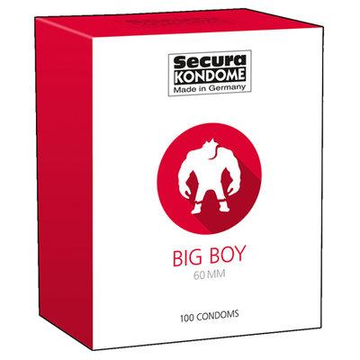 Big Boy Condoms - 100 Stuks *6TH*