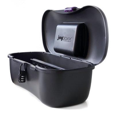 Joyboxx - Hygienisch Opbergsysteem Zwart - Sex toy opslag -  - E25740 - 865567000012 *6TH*