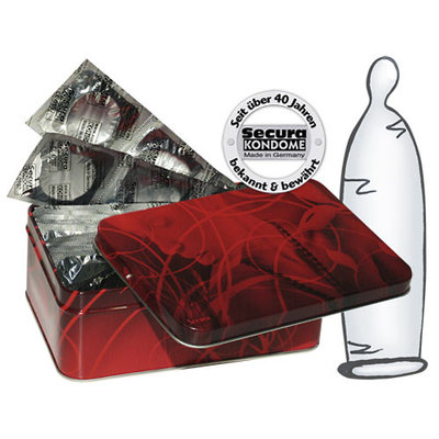 50 waterthin condoms *6TH*