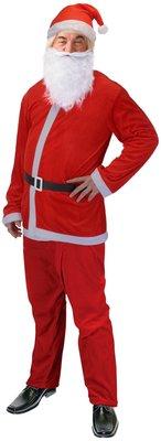Kerstmanpak pluche *6TH*