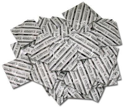 100 Extra grote condooms *6TH*